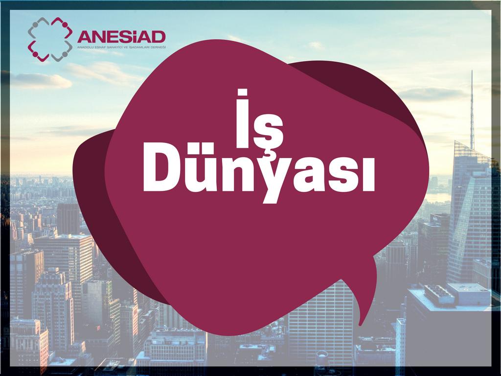 İş Dünyası (Erkan Yaşar) 30.04.2019